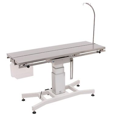 Ft-886 Veterinary Surgical Operating Table Welectric Danish Lift Center Column