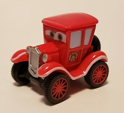 Disney Pixar Cars Movie Red Antique Model -T Car Toy