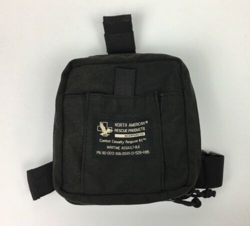 New North American Rescue Combat Casualty Response Bag Maritime Assault Kit