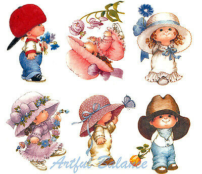 Ceramic Decals Cute Dress Up Kids Little Boys & Girls](Little Boy Dress Up Clothes)