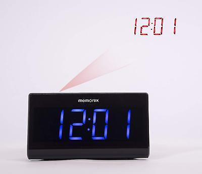 Memorex MC0952 Projection Clock Radio  AM/FM  DUAL ALARM