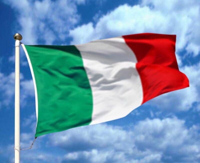 EURO 2020 Giant Italy Italian Flag Bandiera Italia 150cm x 90cm SPEEDY DELIVERY