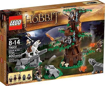 Außerhalb Spielzeug (LEGO the HOBBIT 79002 - der Angriff der Warg Neu seltene außerhalb Katalog)