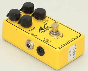 Xotic Effects Usa Ac-Booster Guitar Pedal 024900168376