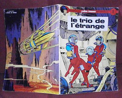 ANCIENNE BD -  - YOKO TSUNO -  LELOUP N ° 1 -1974 - DUPUIS