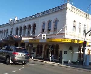 The Royal Hotel Motel Maryborough Fraser Coast Preview