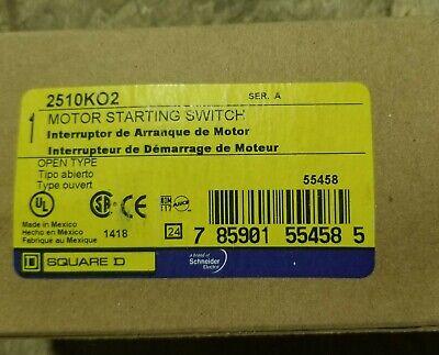 Motor Starting Switch-sqd 2510k02