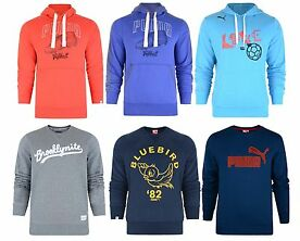 Puma Men's Hoodies and Sweatshirts