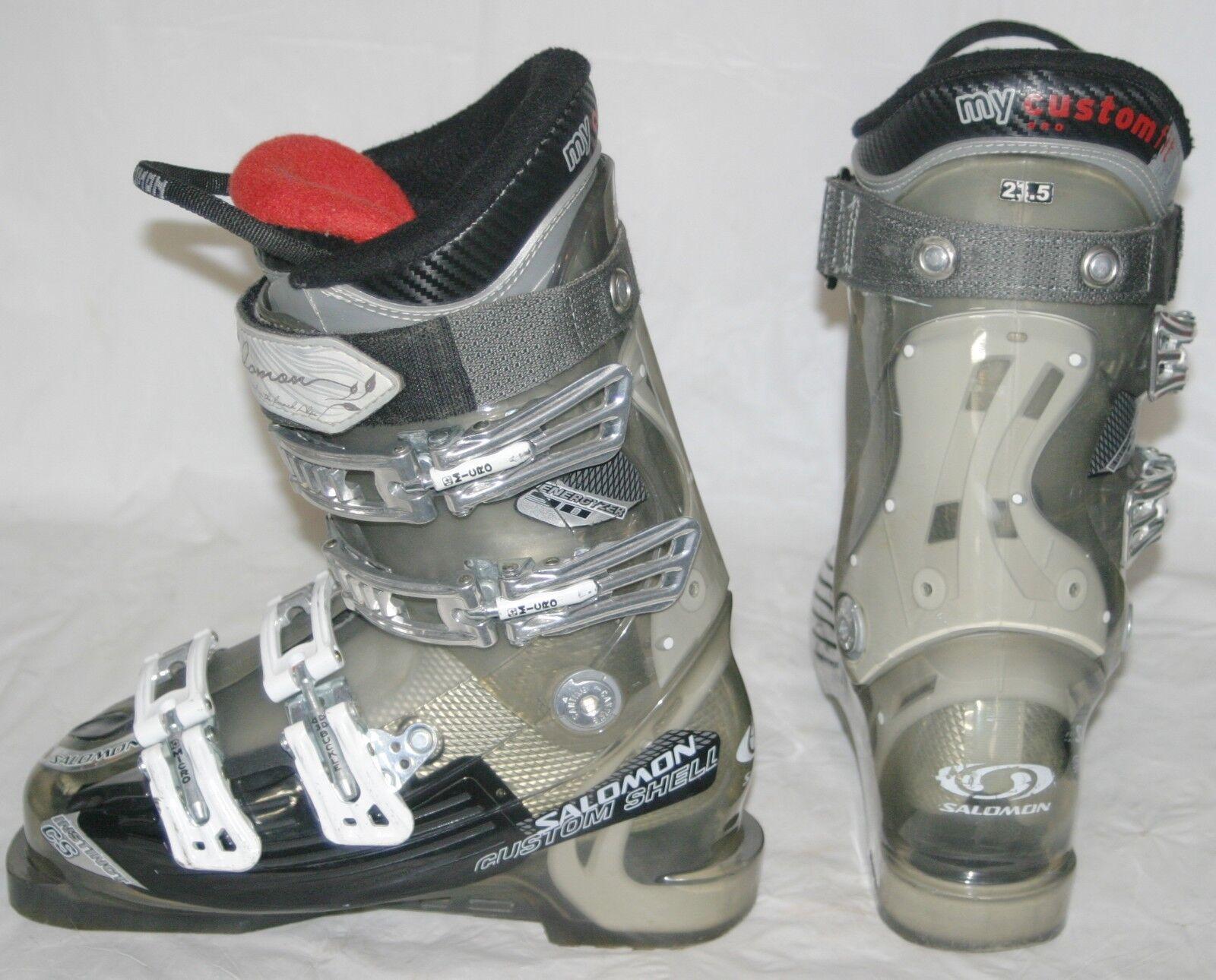 Женские горнолыжные ботинки Salomon Instinct CS Alpine Downhill Expert Pro  90 Flex Ski Boots 6 US Women 23.5 - 223270797987 - купить на eBay.com (США)  с ... 9d68a90dc7b
