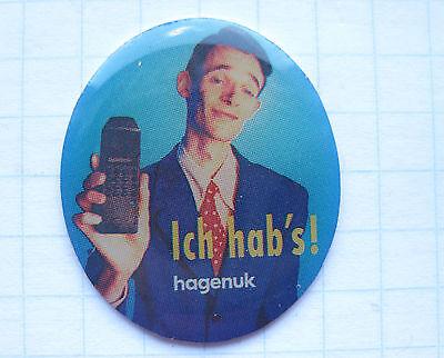 ICH HAB`S / HAGENUK ......................... Handy Pin (113i)