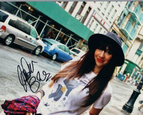 Jackie Cruz Signed Autographed 8x10 Photo Orange is the New Black COA VD