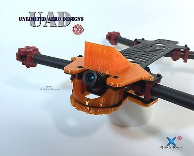 ImmersionRC Vortex 150 180 Skid Plates /& Antenna Mount /& SMA finger wrench skids