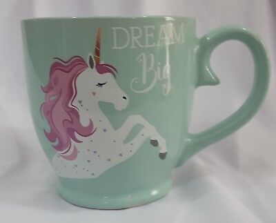 Dream Big Unicorn Mug