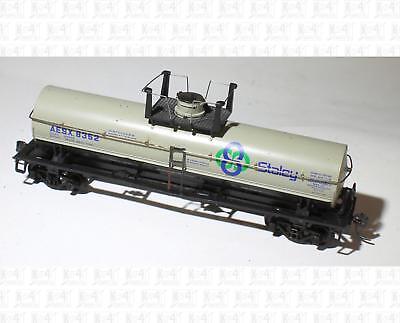 Chemical Tank Car - Athearn HO Chemical Tank Car Staley AESX KD