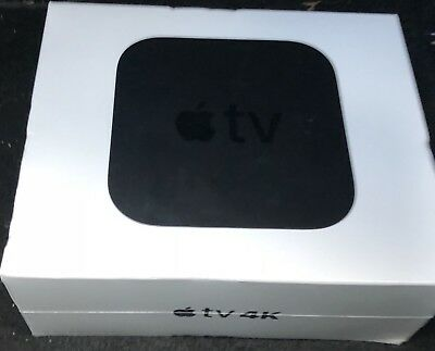 Brand New APPLE TV 4K 64GB MP7P2LL/A , Free Shipping