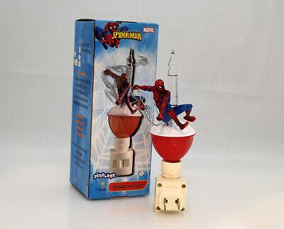 Roman Inc. Bubble Night Light 2006 Spiderman - Marvel Amazing Spiderman - 165349