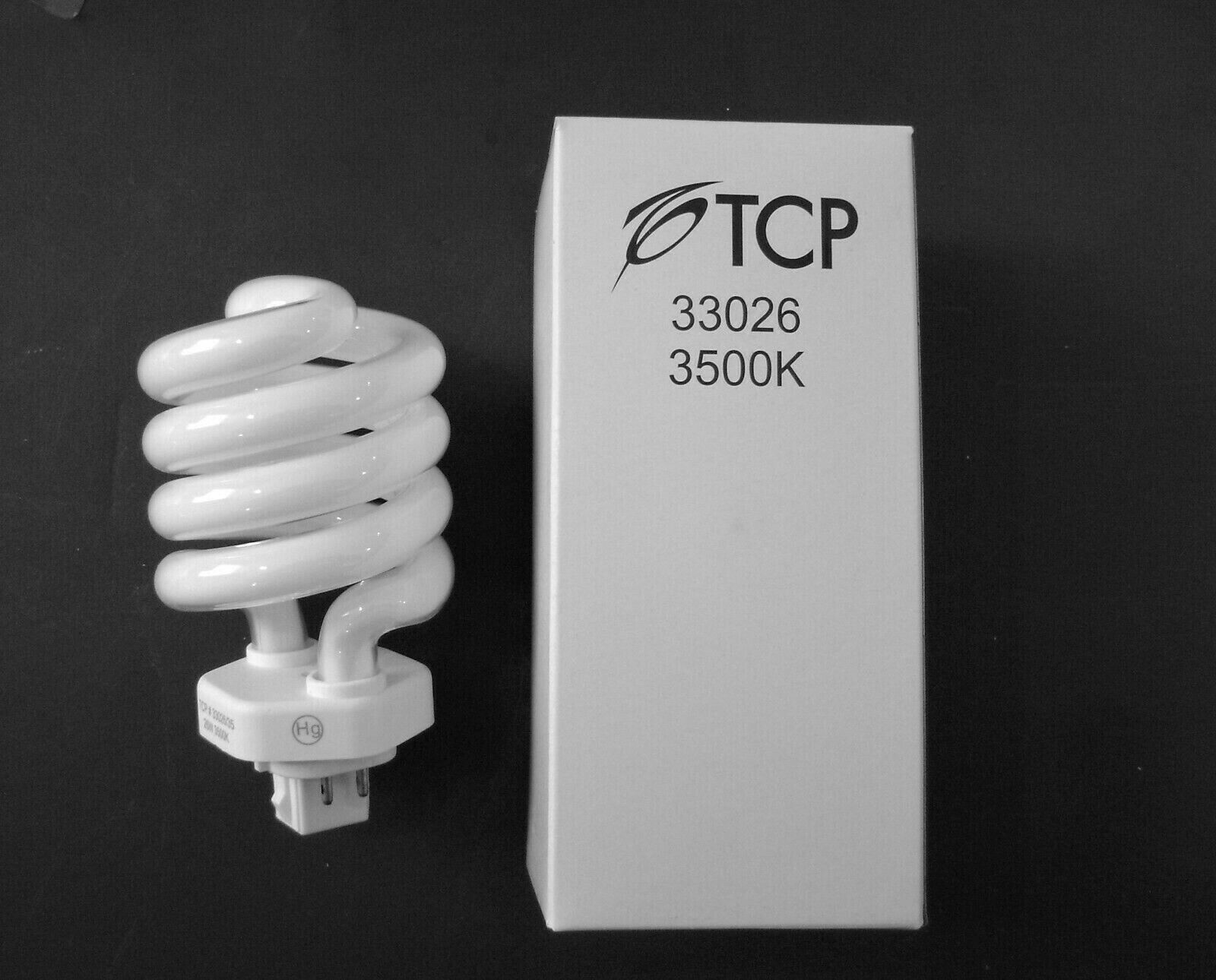 TCP 3302635K Fluorescent SpringLamp CFL - 100 Watt Equivalen