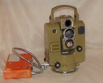 Kern E1 Electronic Theodolite Dm 503 Rangefinder Theo Total Station