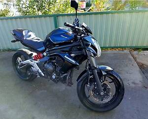 Kawasaki ER6-NL ABS 2012 -2013 Registered + Extras Guildford Parramatta Area Preview