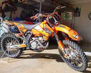 2006 KTM 450sx SWAP or SELL Victoria Point Redland Area Preview