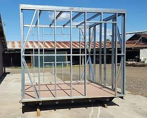 3 x 3 m Flat pack Office/Shed Portable building Kit One Available Ipswich Ipswich City Preview