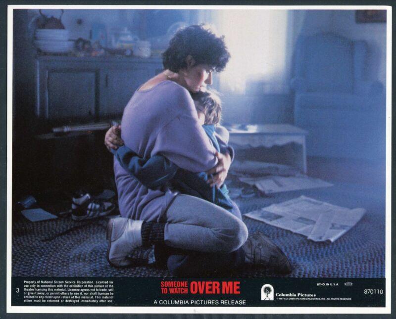 LORRAINE BRACCO CHILDSTAR HARLEY CROSS Someone To Watch Over Me '87