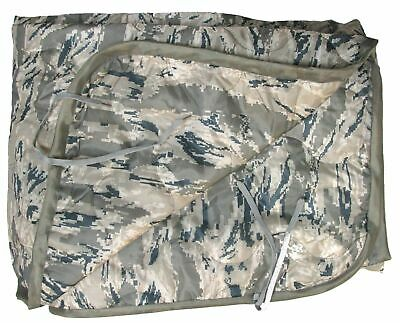 Air Force Tiger Stripe ABU Poncho Liner Air Force Tiger Stripe