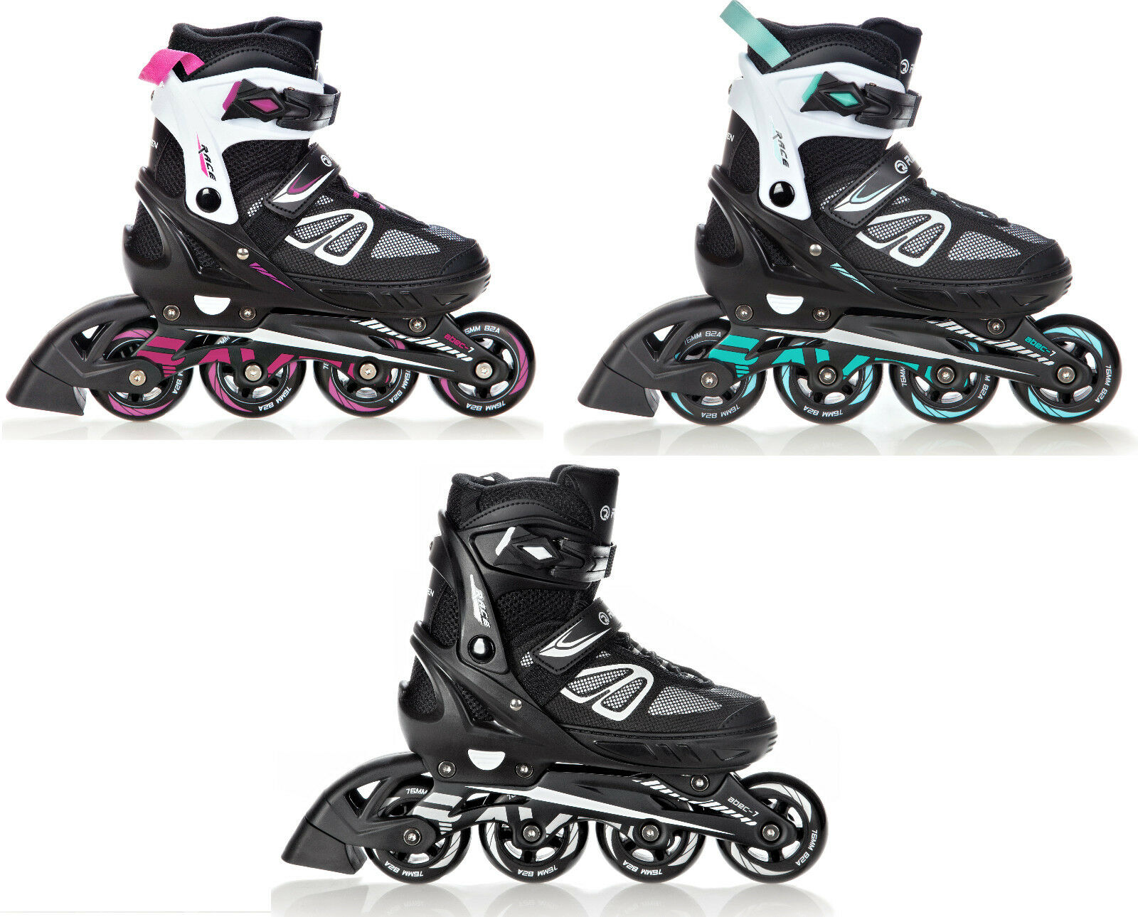 jambach inliner f r kinder verstellbar inline skates. Black Bedroom Furniture Sets. Home Design Ideas