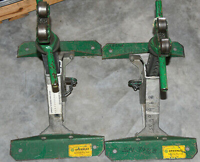 Greenlee 687 Reel Stand With Spindle