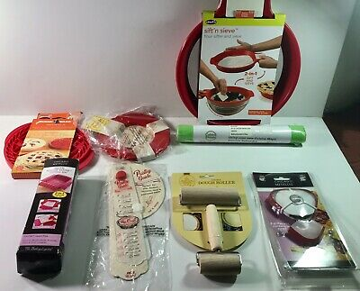 A LOT of NEW BAKING TOOLS/GADGETS (8)