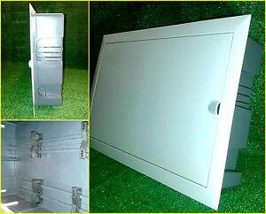 Cassetta universale incasso filo muro scatola collettori - Cassetta per collettori idraulici ...