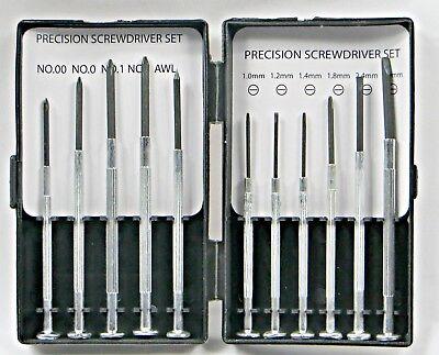 Precision Screwdriver Set in Case