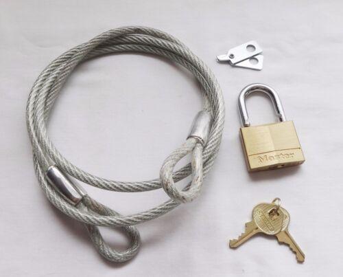 Heavy DUTY Notebook Security Lock
