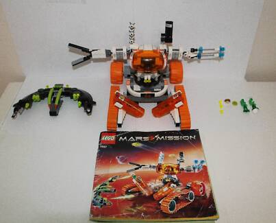 Lego Mars Mission 7697
