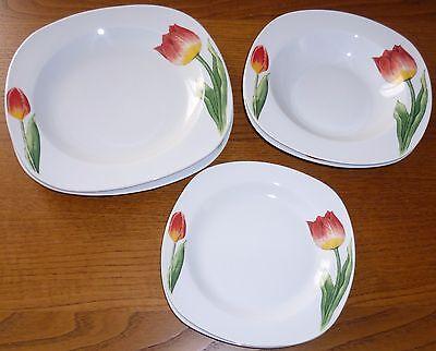 servizio piatti porcellana usato  Bellissimi