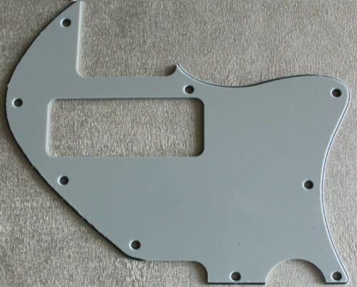 New 3 Ply Guitar Pickguard Fits Merle Haggard f hole P90,Mint Green 03.12