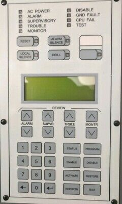 Est Edwards 2-lcd Fire Alarm Lcd Display