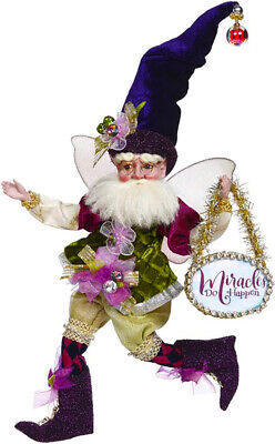 "[Mark Roberts Fairies - Fairy of Miracles 51-05970 Small 10"" Figurine </Title]"