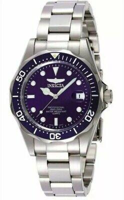 Invicta 9204 Pro Diver Quartz Watch - Stainless Steel
