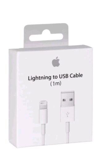Original Apple 8Pin Lightning Kabel Ladekabel (MD818ZM/A) für iPhone 5,6,7,8