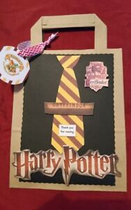 Harry potter party favour gift bags