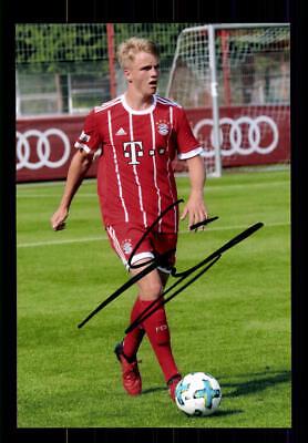 Felix Götze  Bayern München  Foto Original Signiert +A 174468