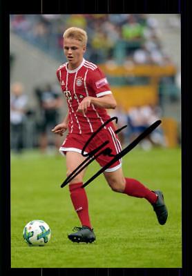 Felix Götze  Bayern München  Foto Original Signiert +A 174473