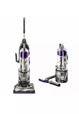 BISSELL PowerGlide Lift-Off Pet Plus Upright Bagless 2-in-1 Vacuum | 2043R - Bissell Lift Off Staubsauger
