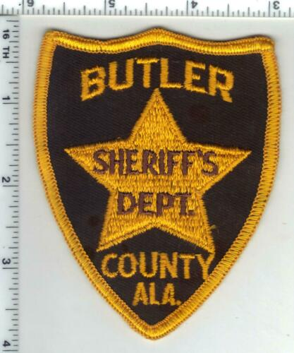 Butler County Sheriff (Alabama) 1st Issue Shoulder Patch