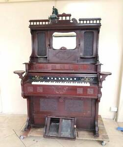 Pedal Organ Antiques Art Amp Collectables Gumtree
