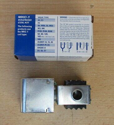 Magnetspule Kit (Sporlan MKC-1 Magnetspule 220-240V / 50 Hz Solenoid Coil Kit )