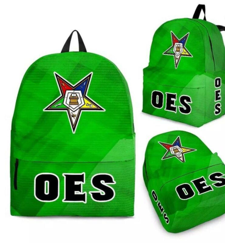 Order Of The Eastern Star Backpack (OES)
