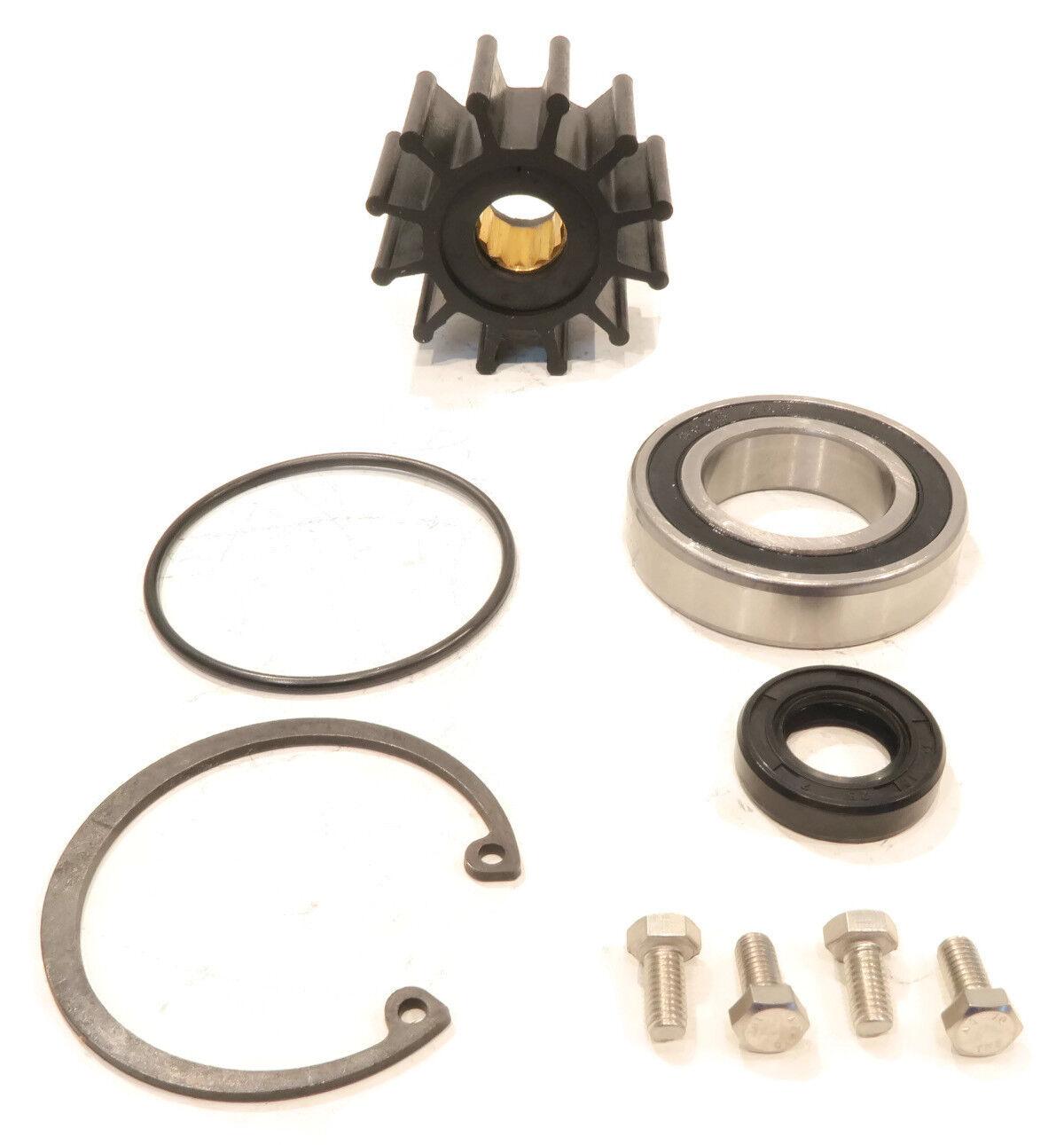 Sea Water Pump Impeller Kit for Volvo Penta 21213660//21951348