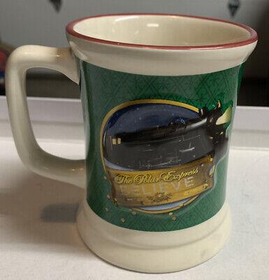 "The Polar Express Train ""Believe"" Christmas Hot chocolate Mug /Coffee, Set Of 6!"